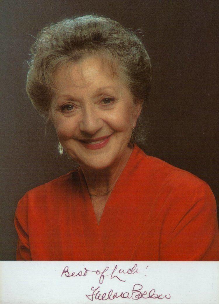 Thelma Barlow wwwletsgetfreestuffcomcelebrityautographstele