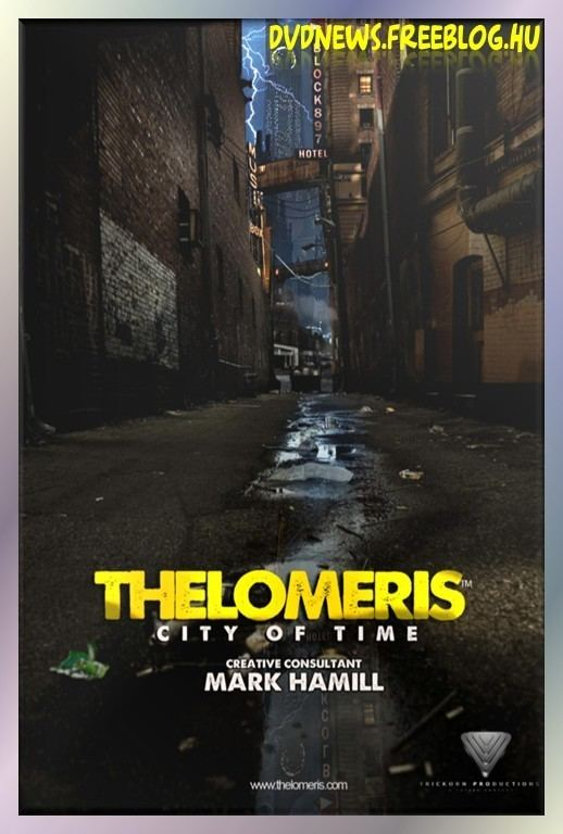 Thelomeris Thelomeris Full trailer has arrived for creepy looking scifi