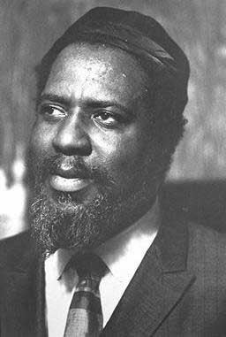 Thelonious Monk Thelonious Monk 1917 1982 Find A Grave Memorial