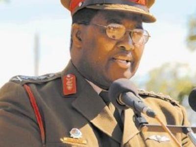 Themba Matanzima Fact file Lt Gen Themba Matanzima defenceWeb