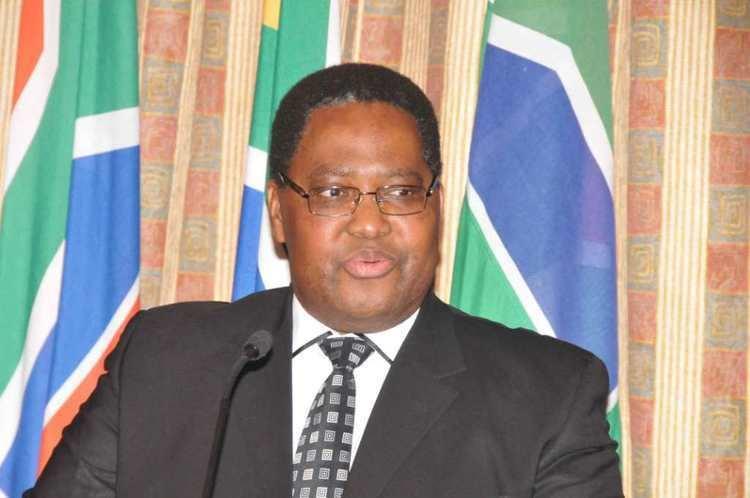 Themba Matanzima Farewell to Lt Gen Ret Themba Matanzima