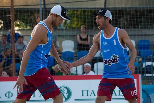 Theo Brunner Summer Ross and Jennifer Fopma to play Russia in Rd 2 of