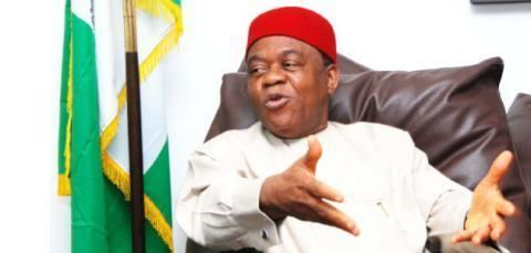 Theodore Orji I won39t let Theodore Orji control me Abia governorelect
