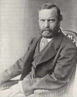 Theodore Roosevelt, Sr.