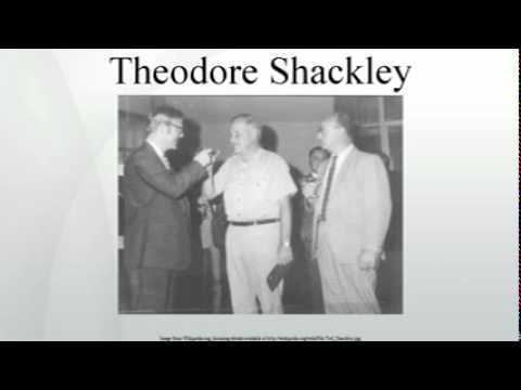 Theodore Shackley Theodore Shackley YouTube