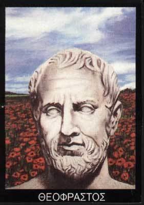 Theophrastus Theophrastos or Theophrastus of Eresos