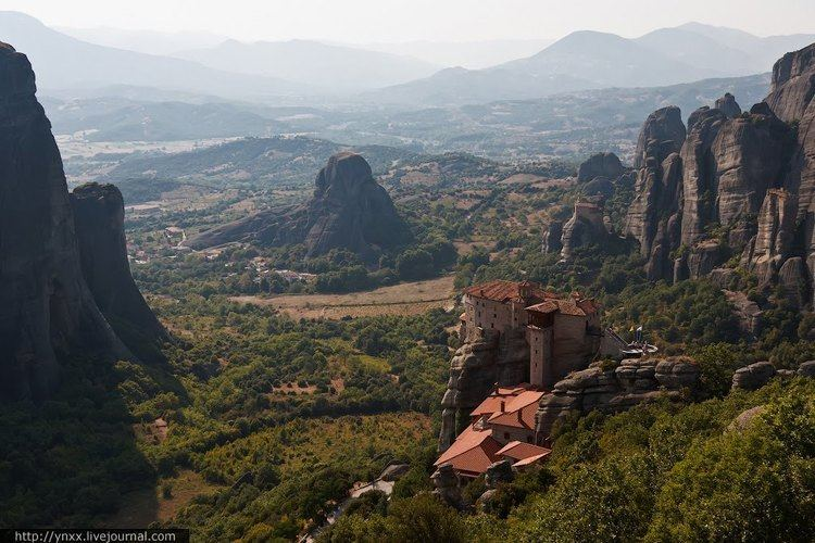 Thessaly Beautiful Landscapes of Thessaly