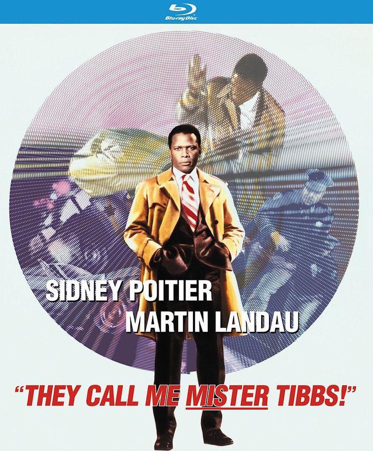 They Call Me Mister Tibbs! They Call Me MISTER Tibbs Bluray