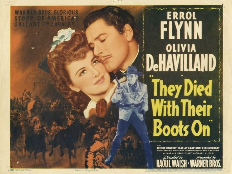 They Died with Their Boots On Olivia de Havilland images They Died With Their Boots On 1941 HD