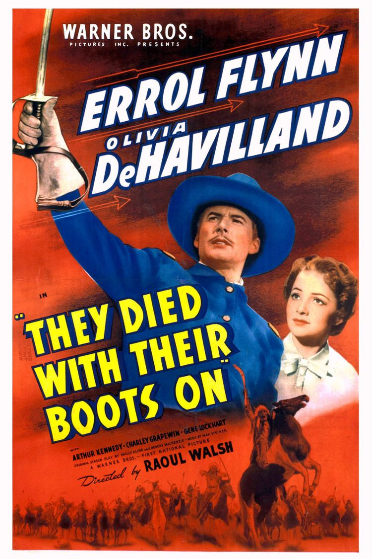 They Died with Their Boots On wwwgstaticcomtvthumbmovieposters1610p1610p