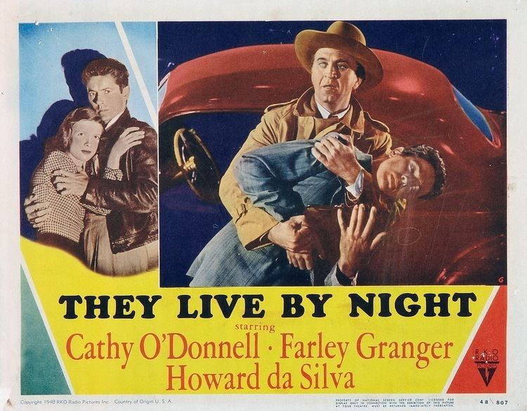 They Live by Night They Live by Night 1949 Film Noir of the Week
