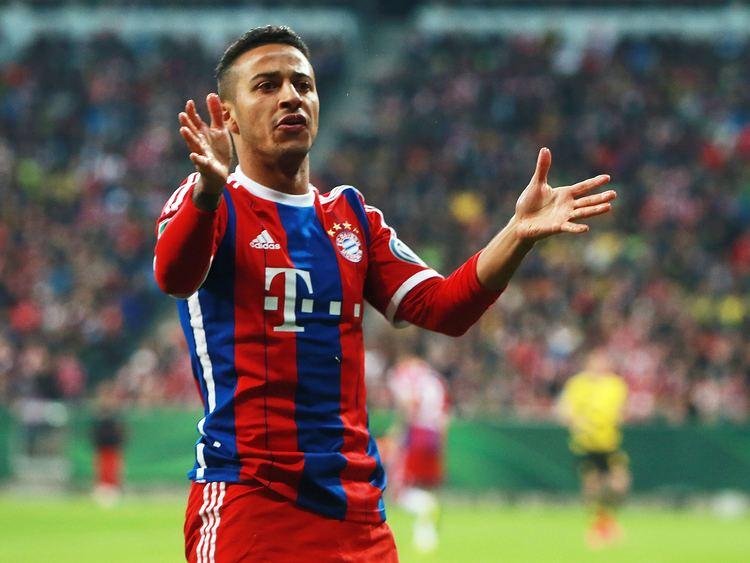 Thiago Alcântara Barcelona vs Bayern Thiago Alcantara reveals why he left the Nou