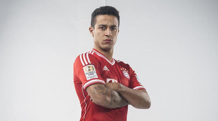 Thiago Alcântara Thiago Alcantara Guardiola39s mission is to make Bayern Munich