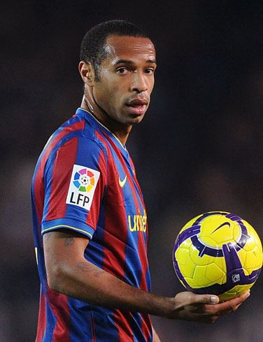 Thierry Henry Thierry God Henry Much more than a world class footballer