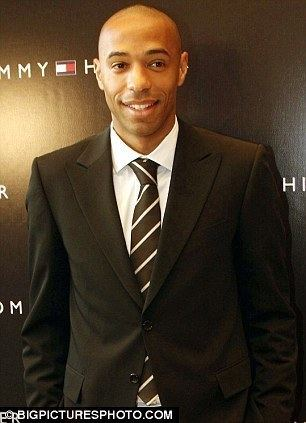 Thierry Henry Footballer Thierry Henrys stunning 15m New York penthouse Daily