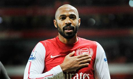 Thierry Henry Pass notes 3015 Thierry Henry Football The Guardian