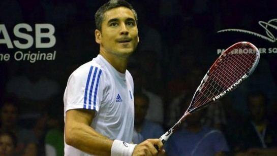 Thierry Lincou French Legend Thierry Lincou retires Squash ilove