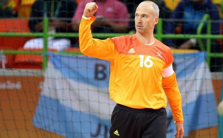 Thierry Omeyer Stars of the World Championships Thierry Omeyer France Handball 2017