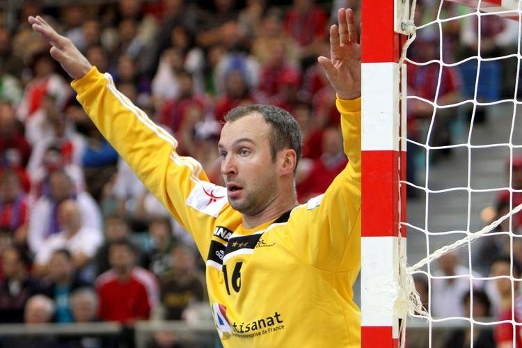 Thierry Omeyer FileThierry Omeyer THW Kiel Handball player of France