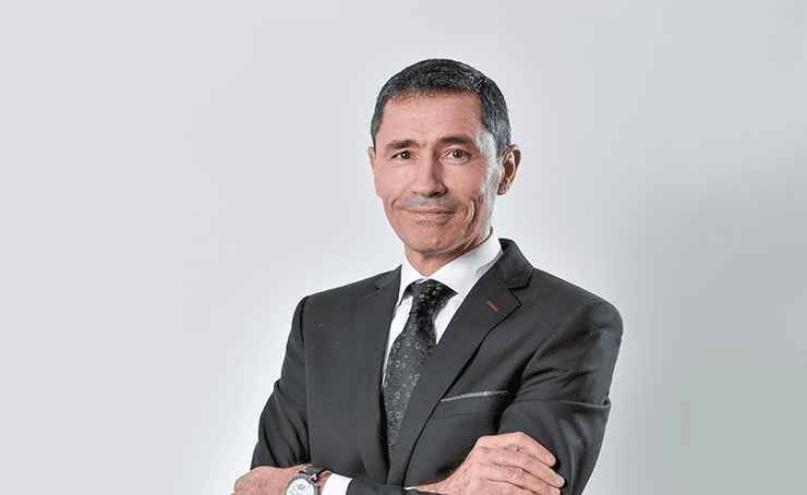 Thierry Perrier Thierry Perrier appointed Director of COMAP France COMAP Group