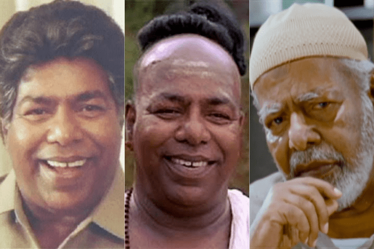 10 Best Thilakan Performances Of All Time • PinkLungi