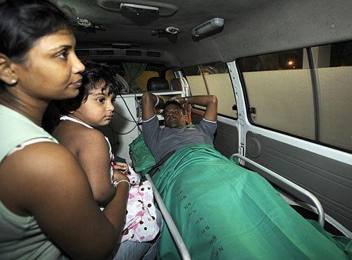 Thilan Samaraweera (Cricketer) family