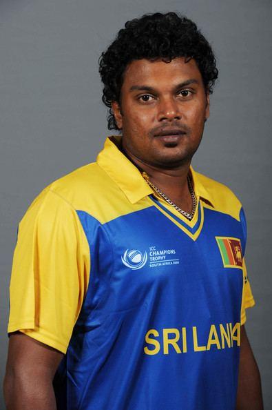 Thilina Kandamby (Cricketer)