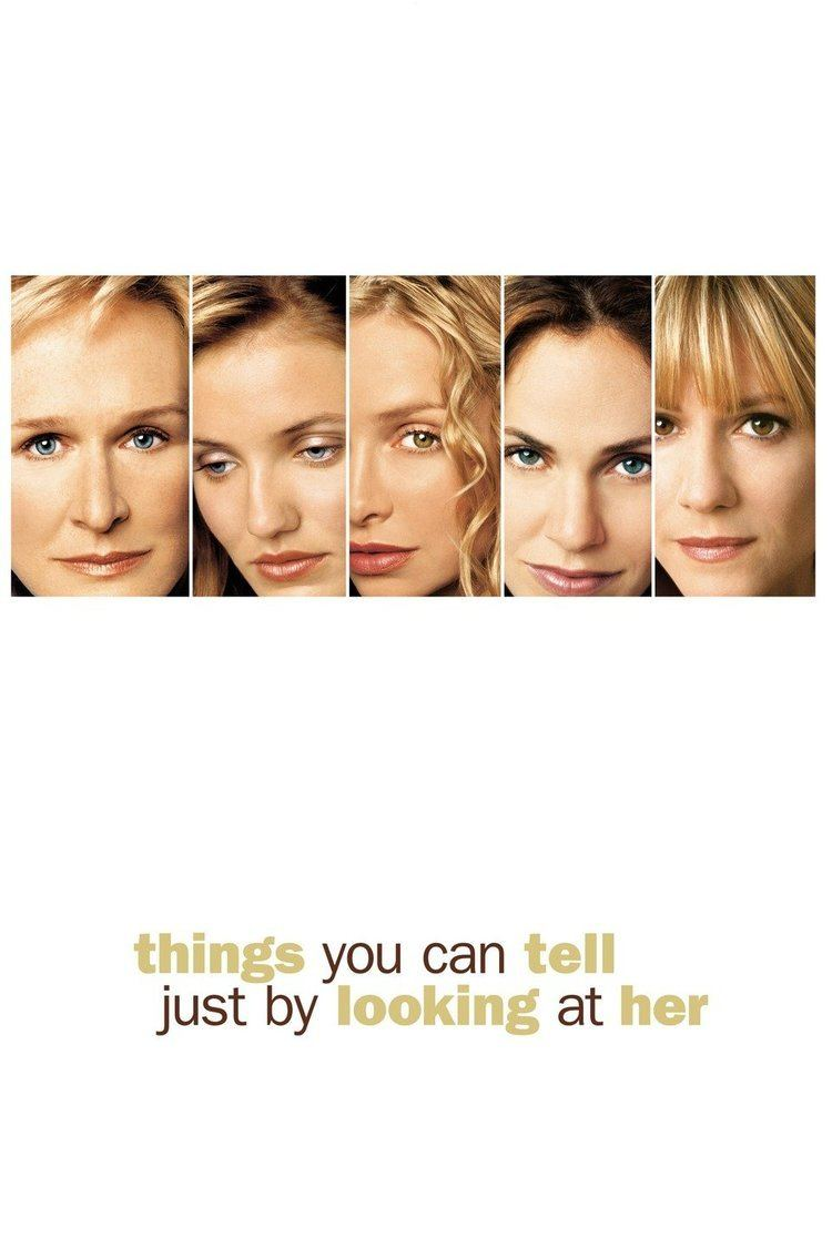 Things You Can Tell Just by Looking at Her wwwgstaticcomtvthumbmovieposters24697p24697