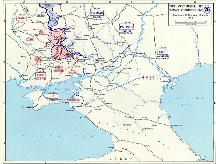 Third Battle of Kharkov httpsuploadwikimediaorgwikipediacommons99