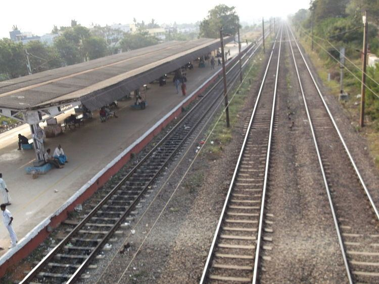 Thirumullaivoyal railway station