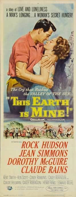This Earth Is Mine Movie Posters From Movie Poster Shop
