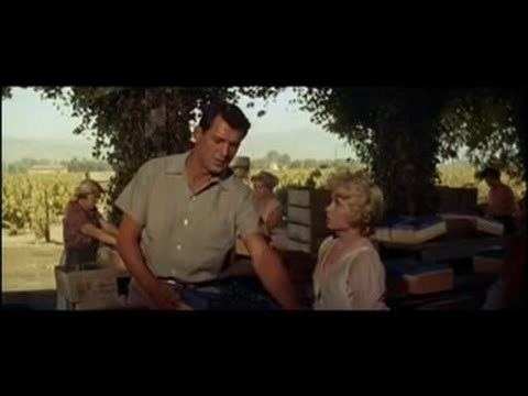 Rock Hudson This Earth is Mine Excerpt 1959 YouTube