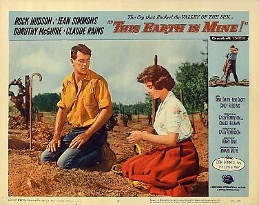 This Earth Is Mine (1961 film) This Earth Is Mine 1959 Film This Earth is Mine 1959 DVD Rock
