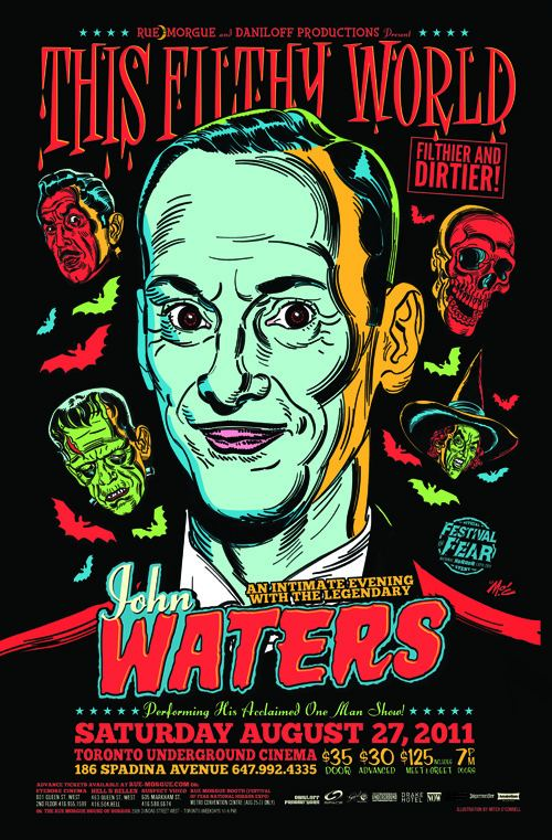 This Filthy World An Evening with John Waters The Best Night Of