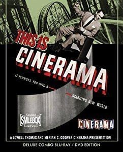 This Is Cinerama Amazoncom This is Cinerama Bluray Lowell Thomas Merian C