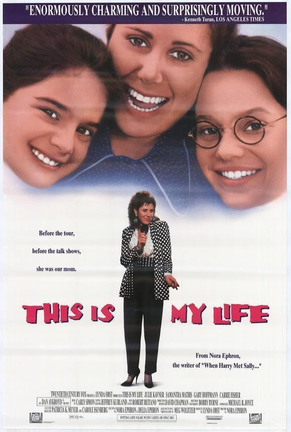 This Is My Life (1992 film) All Movie Posters and Prints for This Is My Life JoBlo Posters