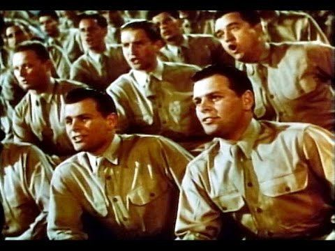 This Is the Army This Is the Army Restored Color 1943 YouTube