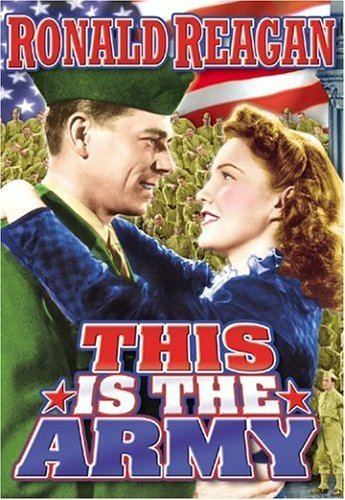 This Is the Army Amazoncom This Is the Army Ronald Reagan Kate Smith Alan Hale