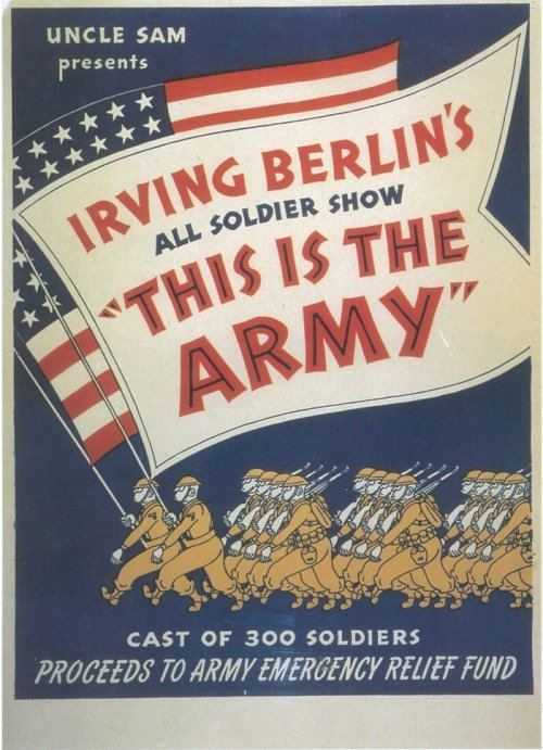 This Is the Army This Is The Army Broadway Movie Posters From Movie Poster Shop