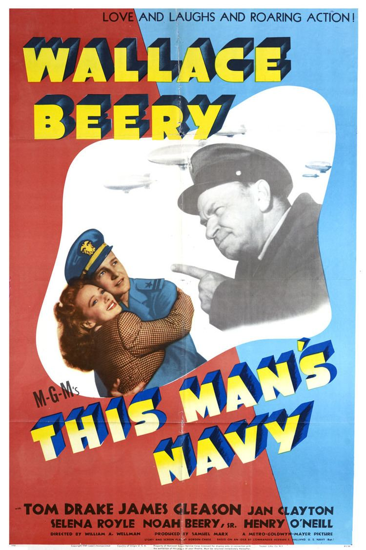 This Man's Navy wwwgstaticcomtvthumbmovieposters3412p3412p