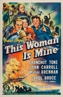 This Woman Is Mine movie poster 1941 Poster Buy This Woman Is