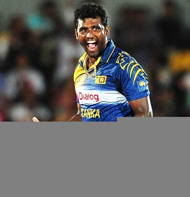 SL vs Pak Thisara Pereras allround show helps Lanka level series