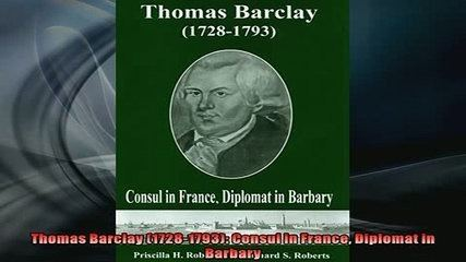 Thomas Barclay (diplomat) - Alchetron, the free social
