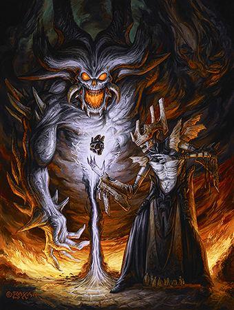 Thomas Baxa BaxaArtcom Dark Fantasy Art of Thomas M Baxa