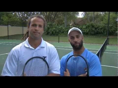 Thomas Blake (tennis) James amp Thomas Blake Overcoming Adversity YouTube