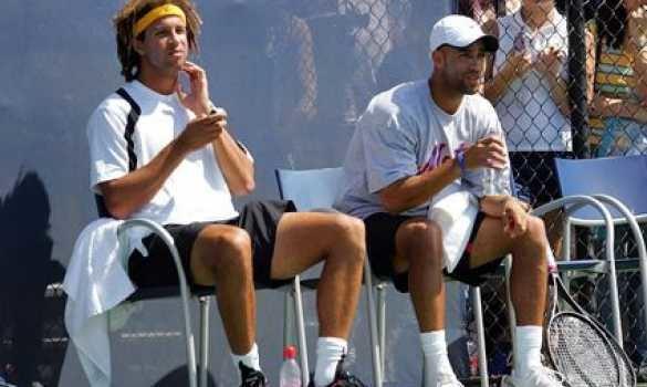 Thomas Blake (tennis) Blake Brothers Headline OnTenniscom