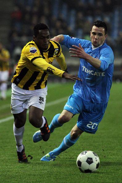 Thomas Bruns Thomas Bruns Photos Photos Vitesse Arnhem v SC Heracles Almelo