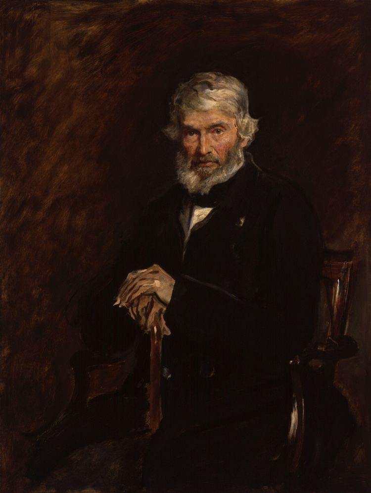 Thomas Carlyle Thomas Carlyle Wikipedia the free encyclopedia