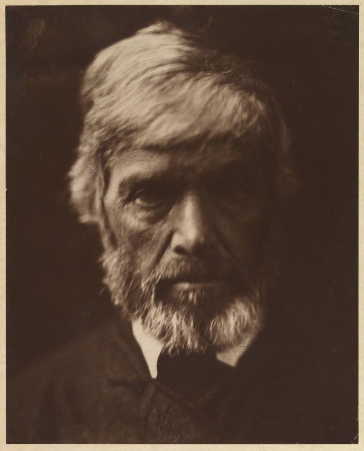 Thomas Carlyle Julia Margaret Cameron Thomas Carlyle The Metropolitan