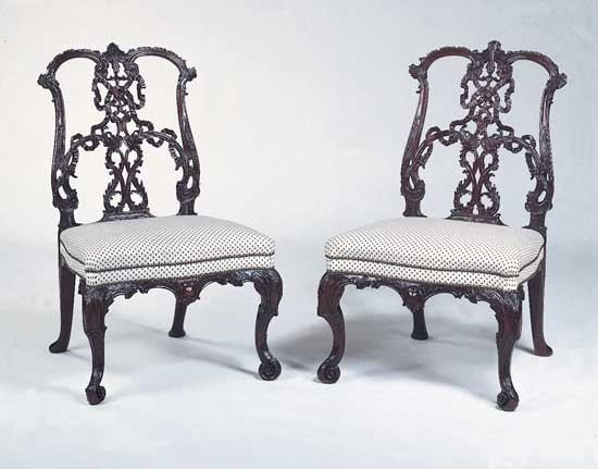 Thomas Chippendale Chippendale furniture Britannicacom